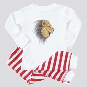 Lions Head Pajamas