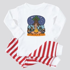 Big Sur III Baby Pajamas