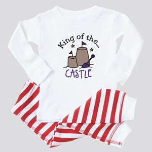 King Of The Castle Baby Pajamas