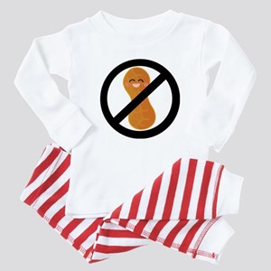 Peanut Allergy Baby Pajamas