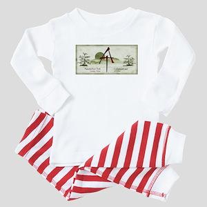 Sunrise Baby Pajamas - CafePress
