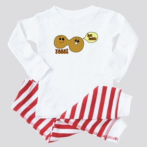 Yeast Buddies Baby Pajamas