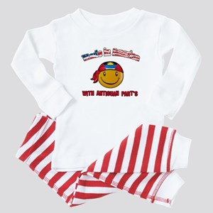 Made in America with Antiguan Baby Pajamas