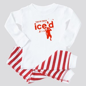 You've Been Ice'd Baby Pajamas