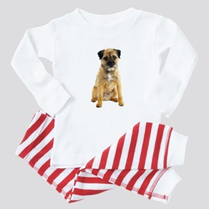 Border Terrier Picture - Baby Pajamas