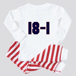 18 and 1 Baby Pajamas