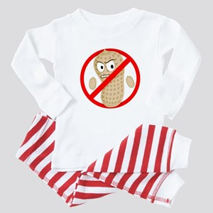 Peanut-Free Cartoon Baby Pajamas