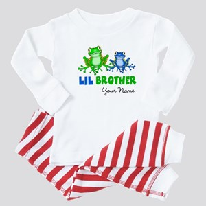 Little Brother Monster Baby Pajamas