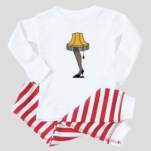 A Christmas Story Baby Pajamas