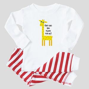 Cute Christian Baby Pajamas