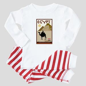 Egypt Baby Pajamas