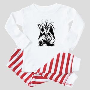 Baphomet Baby Pajamas