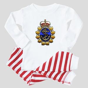 CF Naval Operations Command Baby Pajamas