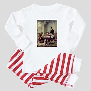 Founding Fathers Baby Pajamas
