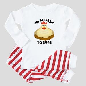 Allergic To Eggs Baby Pajamas