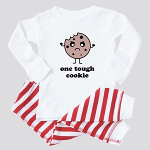 One Tough Cookie Baby Pajamas