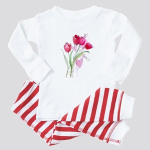 Tulip2 Baby Pajamas