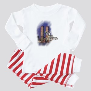September 11, we will never forget - Baby Pajamas