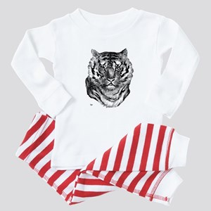 Tiger Baby Pajamas