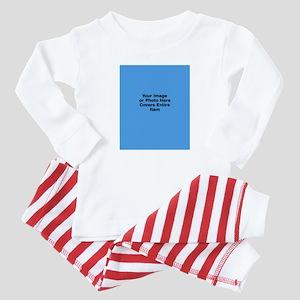 Your Image Here Baby Pajamas