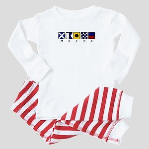 Maine Baby Pajamas