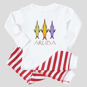 Aruba Baby Pajamas