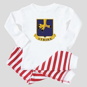 DUI - 2nd Brigade Combat Team - Strike Baby Pajama
