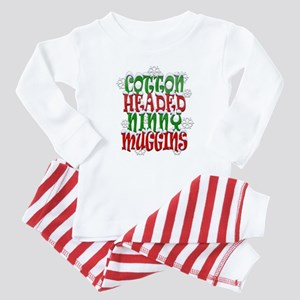 COTTON HEADED NINNY MUGGINS Baby Pajamas