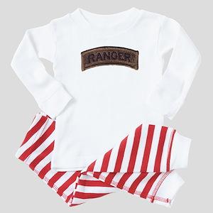 Ranger Tab, Subdued Baby Pajamas