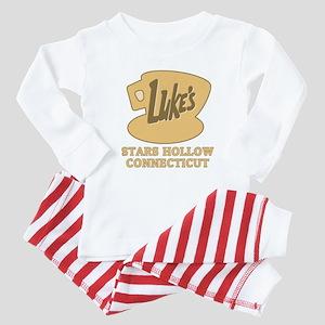 Lukes Diner Baby Pajamas