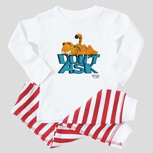 Don't Ask Baby Pajamas