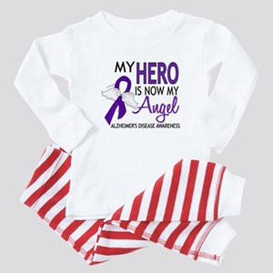 Alzheimers Hero Now My Angel Baby Pajamas