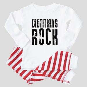 Dietitians Rock Baby Pajamas