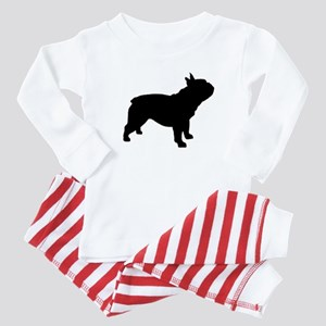 French Bulldog Baby Pajamas