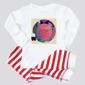 New Spirit Baby Pajamas