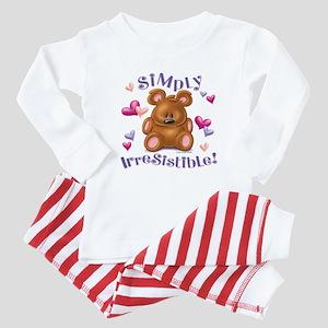 Simply Irresistible! Baby Pajamas
