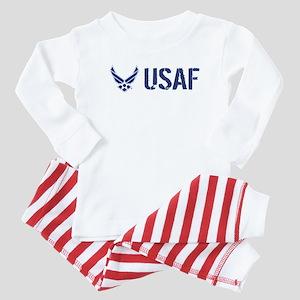 USAF: USAF Baby Pajamas