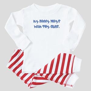 My Daaddy Baby Pajamas