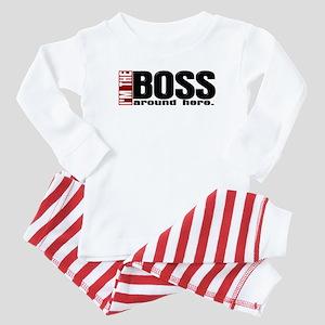 Im the Boss Baby Pajamas