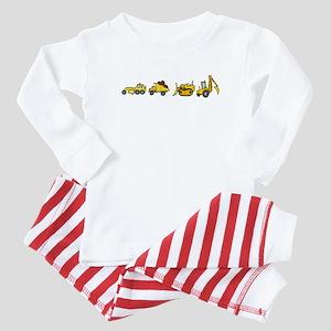 Trucks! Baby Pajamas