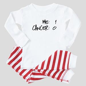 Cancer Survivor Humor Baby Pajamas