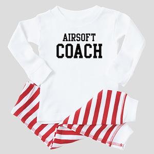AIRSOFT Coach Baby Pajamas