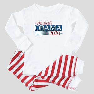 Michelle Obama 2020 Baby Pajamas