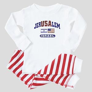 JerUSAlem Baby Pajamas