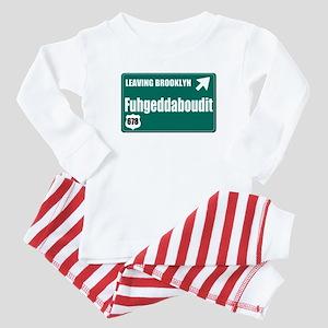 Brooklyn Baby Pajamas