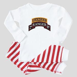 2D Ranger BN Scroll with Rang Baby Pajamas