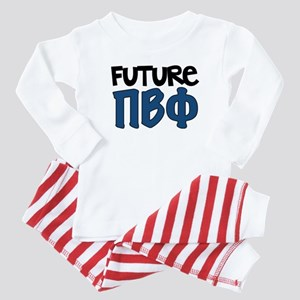 Pi Beta Phi Future Baby Pajamas
