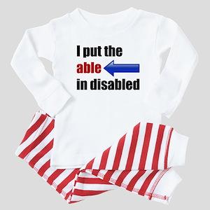 Able Baby Pajamas