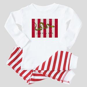 Sons of Liberty Baby Pajamas