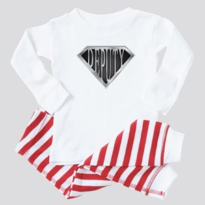 SuperDeputy(metal) Baby Pajamas
